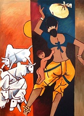 MF Hussain Reproductions