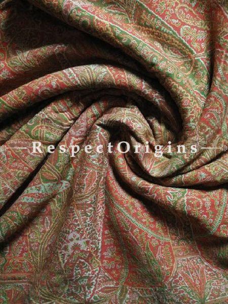 Buy Vintage Jamavaar Pashmina Kashmiri Mens Shawl At RespectOrigins.com