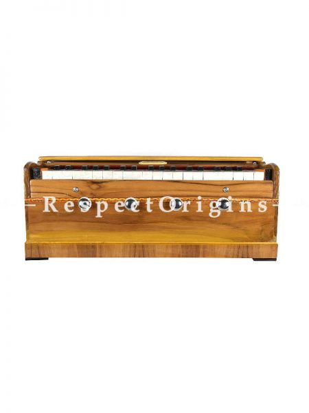 37 Keys Single Read Harmonium; Indian Musical Instrument; RespectOrigins.com