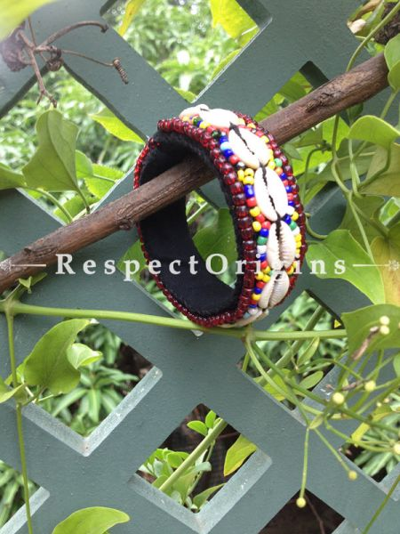 Buy Multicolor Beads; Handemade Ladhaki Beaded Bracelet for Women and Girls At RespectOrigins.com