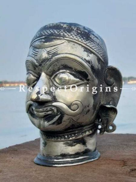 Buy A Pair of Silver Bronze Busts At RespectOrigins.com
