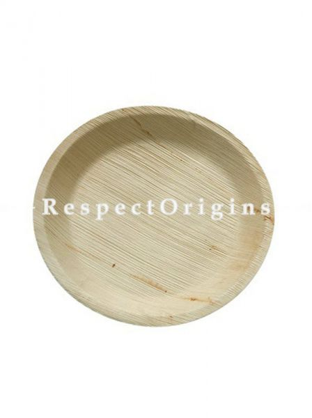 Buy Pack of 25 Arecana Eco Friendly Dinner Plates