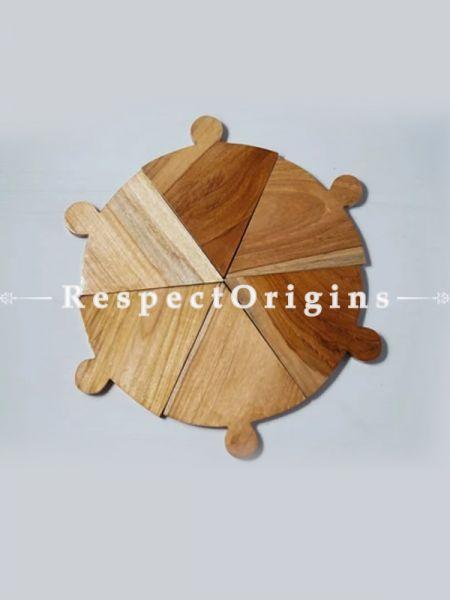 Artisanal Pizza Platter Individual Portion-size Gift Set; RespectOrigins.com