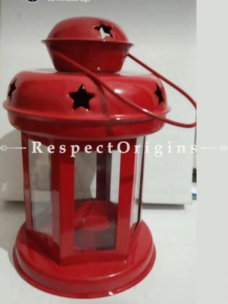 Buy Artisan Lantern. Size 3x6in. At RespectOrigins.com