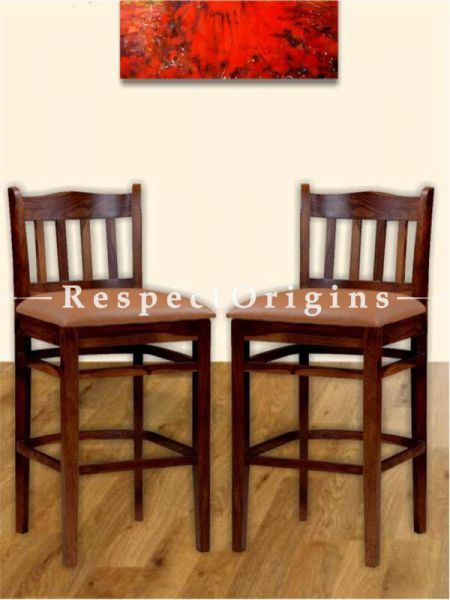 Buy Bar Chair; Wood At RespectOrigins.com