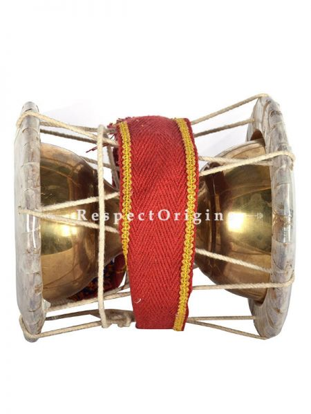 Big Udukkai; Indian Folk Instrument; RespectOrigins.com