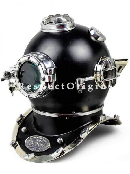 Buy 18 Inches Scuba Diving Nautical Decor Helmet; Maritime Ships Decorative Helmet At RespectOrigins.com