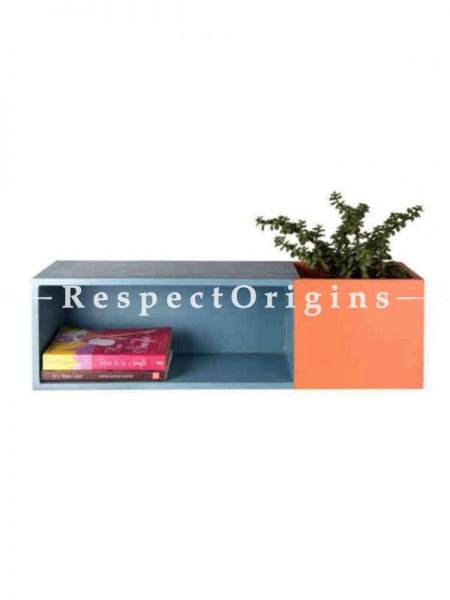 Buy Boxboard Wall Shelf, Wooden At RespectOrigins.com