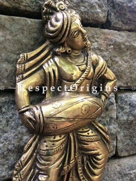 Buy Musical Man Statue; Brass at RespectOrigins.com