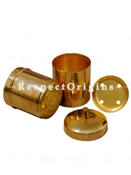 Brass Traditional Filter Coffee Set-Pr-50222-70461