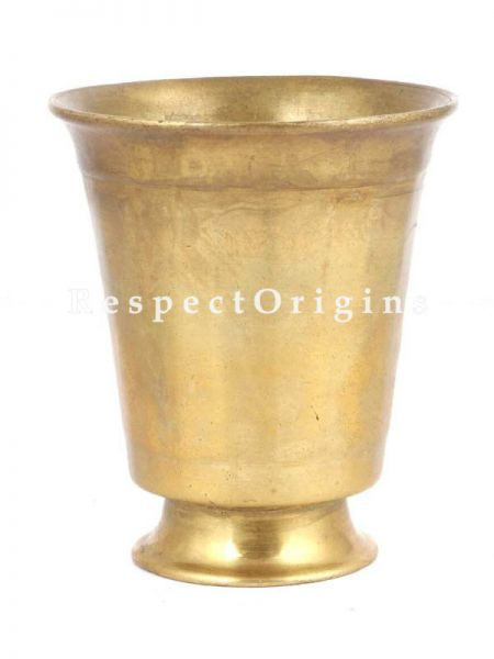 Buy Brass Vintage Glass At RespectOrigins.com