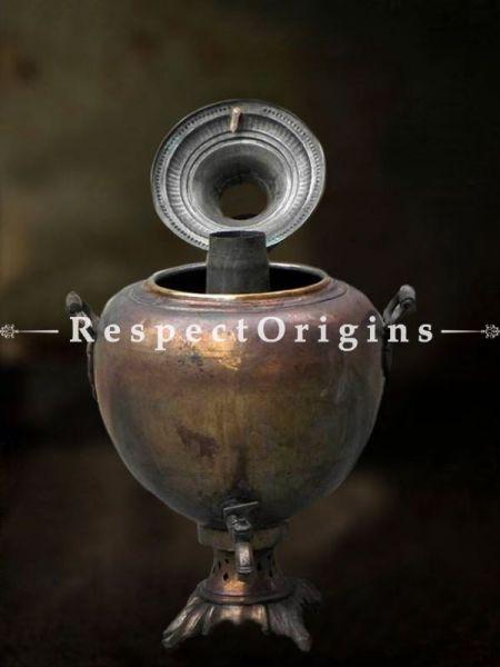 Buy Vintage Samovar, Bronze Kettle At RespectOrigins.com
