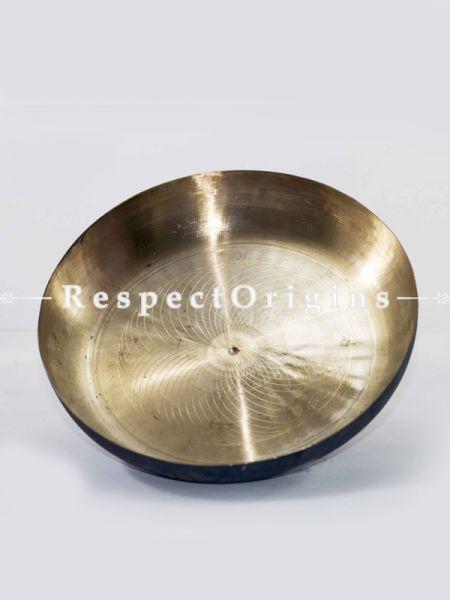 Handcrafted (Kansa) Bronze Kinnam Plate-Pr-50222-70462