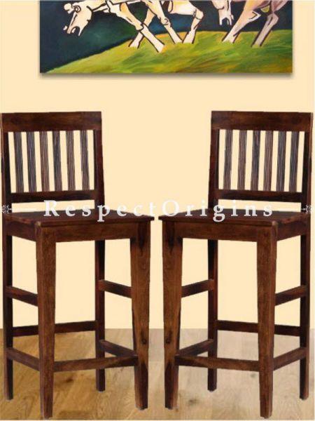 Buy Brown Vintage Finish Wood Carved Bar Cabinet With Wheels At RespectOrigins.com