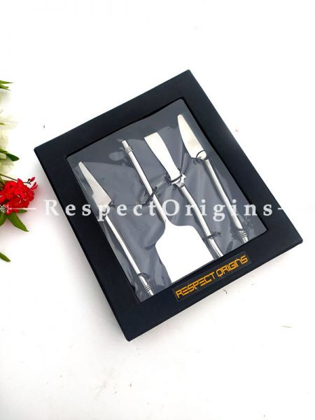 Gorgeous Cheese Slicer Charcuterie Board Entertaining Gift Set; 6.5 Inches; RespectOrigins.com