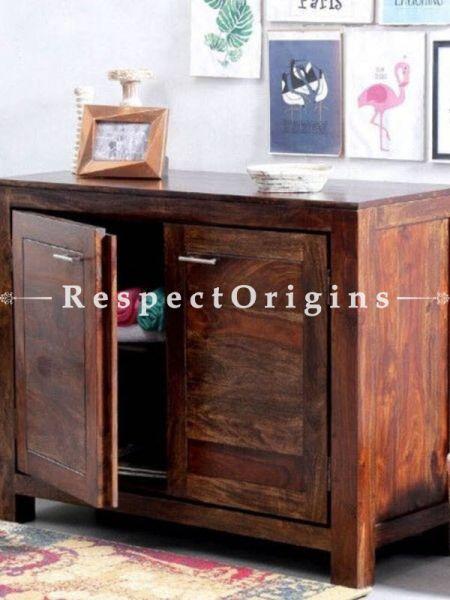 Buy Christoph 2 Door Dresser Side Board; Wood At RespectOrigins.com