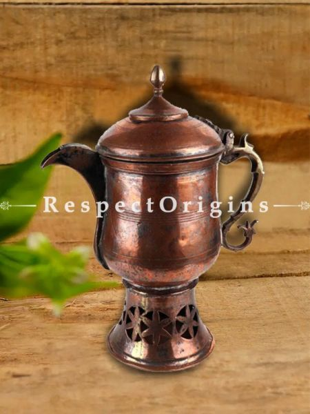 Buy Traditional Copper Samovar Teapot At RespectOrigins.com