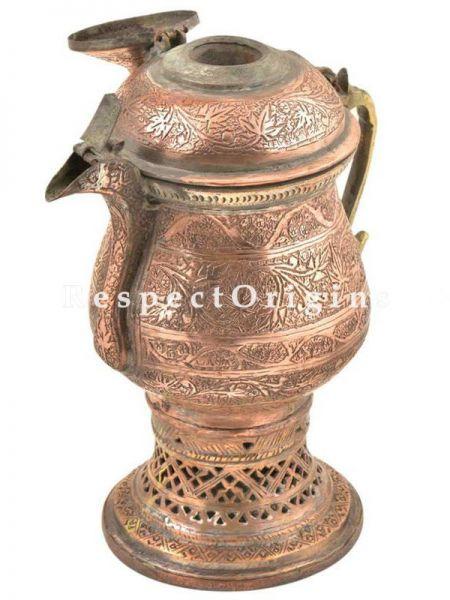 Buy Traditional Copper Samovar At RespectOrigins.com