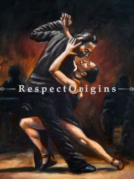 Original art|Art Gallery|Dancing Pair Paintings|RespectOrigins