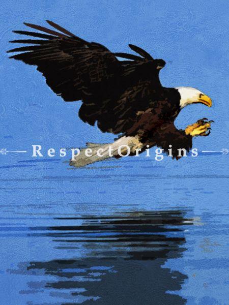 Original art|Art Gallery|Fine Arts|Bald Eagle paintings|RespectOrigins
