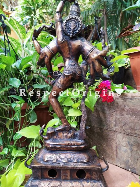 Buy Genuine Bronze Statue of Shiva At RespectOrigins.com