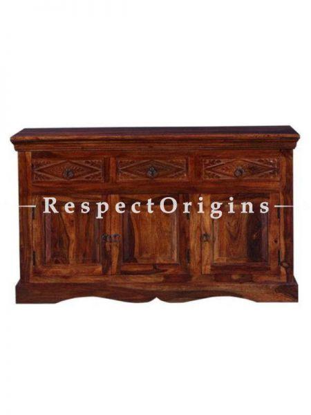 Buy Hand carved Wooden Cabinet At RespectOrigins.com