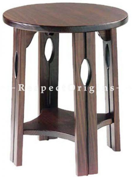 Buy Leon Wooden Handcrafted Bar Stool Pair. At RespectOrigins.com