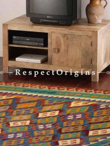 Buy Handcrafted Multi Functional TV Console; Sheesham Wood At RespectOrigins.com