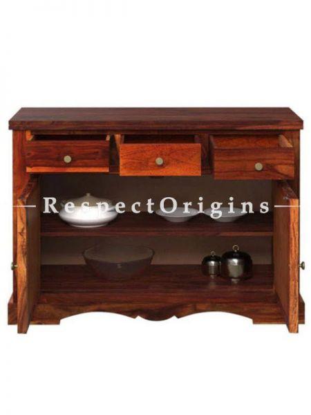Buy Maya Vintage Tiled Wooden Cabinet Console At RespectOrigins.com
