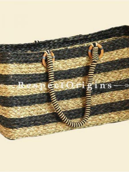 Handmade Eco friendly Sabai Grass Bag; RespectOrigins.com