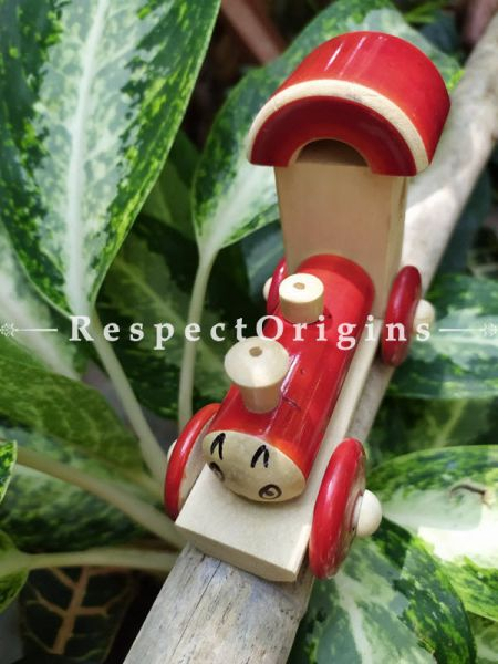 Buy Key Chain, Engine & Latoo Set; Channapatna Toys; Safe and non-toxic Colors At RespectOrigins.com