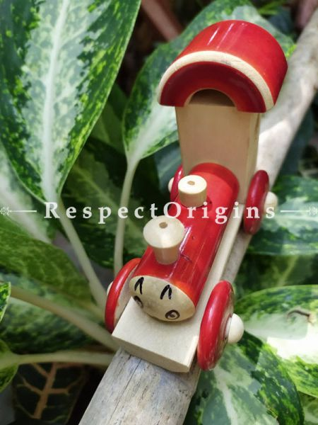 Buy Toy Train Engine: Channapatna Toys At RespectOrigins.com