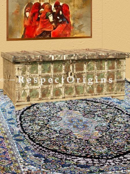 Buy Pure Silk Kashmiri Carpet; 4x6 Ft At RespectOriigns.com