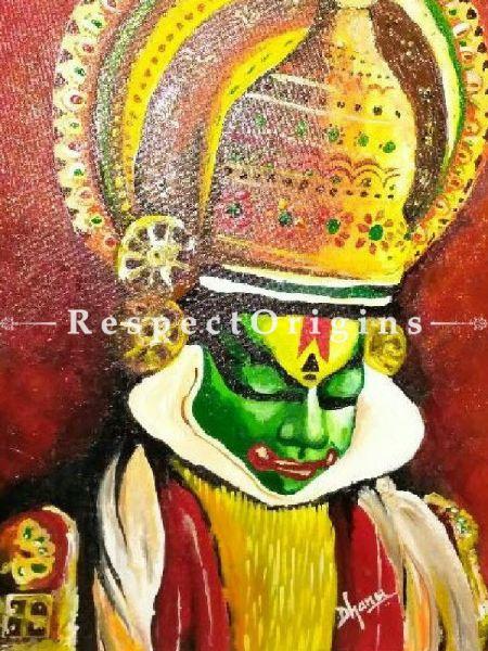 Original art|Art Collection|Kathakali