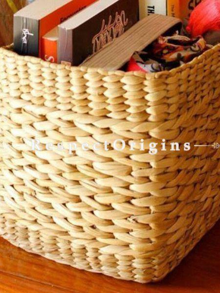 Handmade|Eco friendly|Organic|Kauna Magazine Basket|RespectOrigins