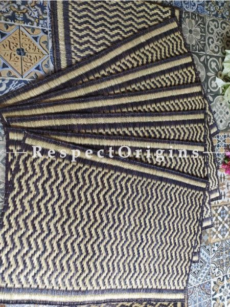 Hand-braided Organic Kora Grass Table Runner