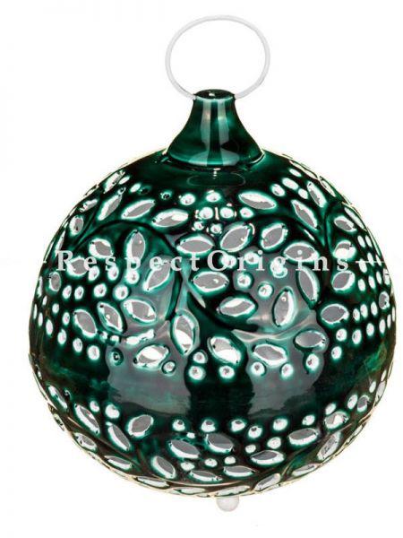 Buy Green Ball Candle Holder At RespectOrigins.com