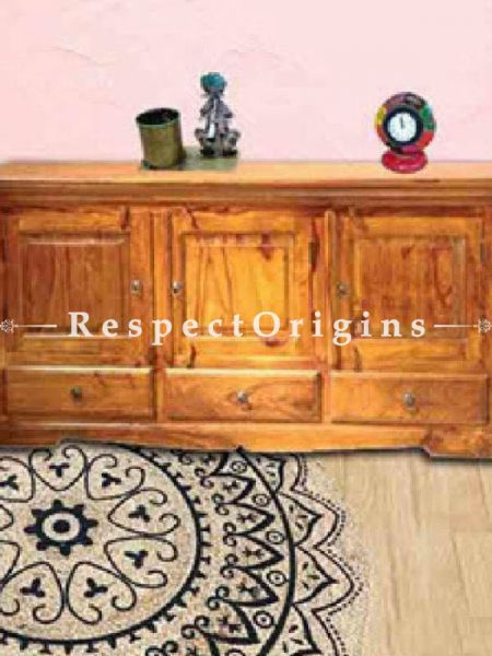 Buy FelixHutch or Cabinet in Artisanal Country Pine Finish At RespectOrigins.com