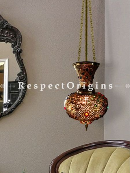 Buy Elegantly Designed Vintage Ceiling Hanging Pendent Light At RespectOriigns.com
