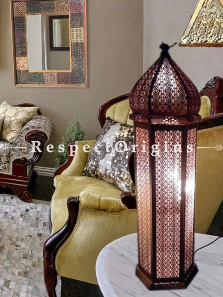 Buy Marrakesh Luxurious And Exotic Bedside Table Lamp At RespectOriigns.com