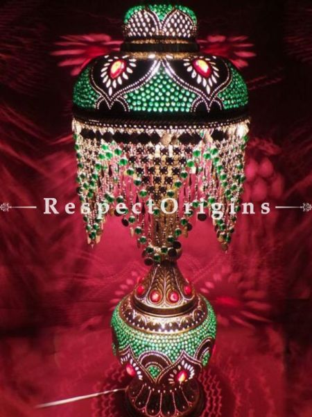 Buy Exotic Marrakesh Bedside Table Lamp At RespectOriigns.com