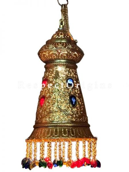 Buy Moroccan-style Hanging Brass Lamps At RespectOriigns.com