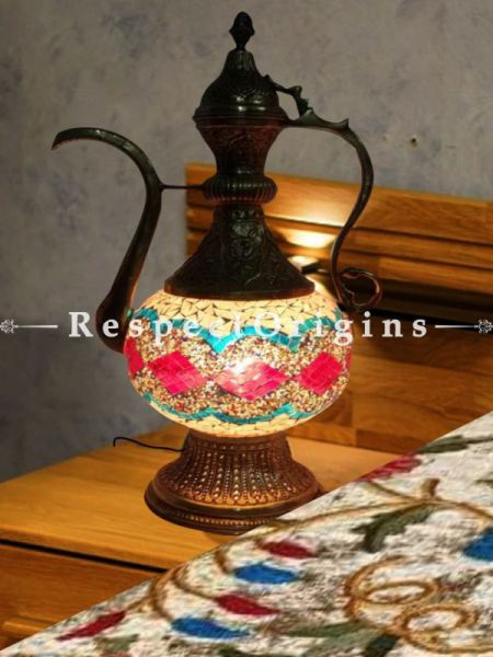 Buy Surahi Bedside Table Lamp At RespectOriigns.com