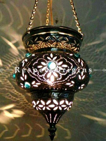 Buy Vintage Marrakesh Filigree Hanging Light; RespectOrigins
