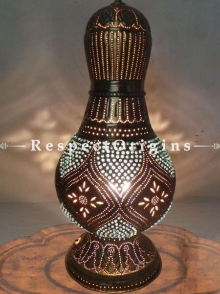 Buy Delightful Marrakesh Ottoman Ageless Bedside Table Lamp At RespectOriigns.com