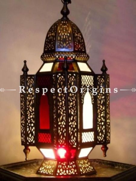 Buy 3-Lights Round Cluster Chandelier Ceiling Classic Marrakesh Hanging Pendant Light With Braided Chord At RespectOriigns.com