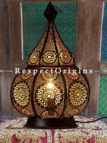 Buy Luxurious and Vintage Mosaic Marrakesh Bedside Table Lamp At RespectOriigns.com