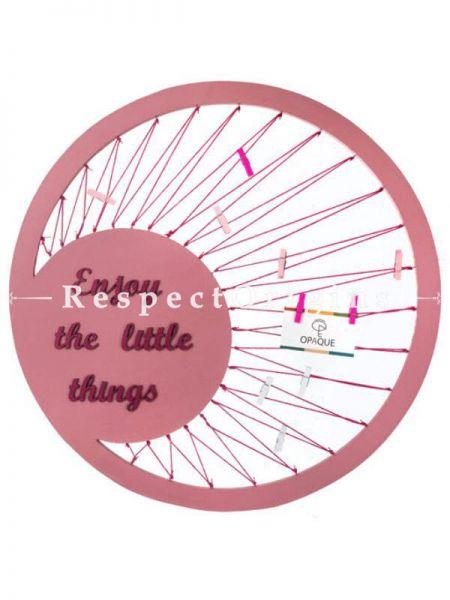 Buy Memory Clipper Frame, Pink At RespectOrigins.com