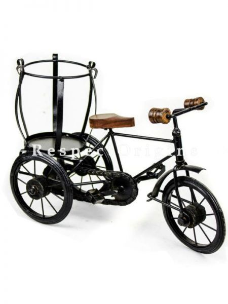 Buy Handcrafted Iron Metal Crafted Beautiful Finger Bike or Miniature bicycle model for Table Decor At RespectOrigins.com