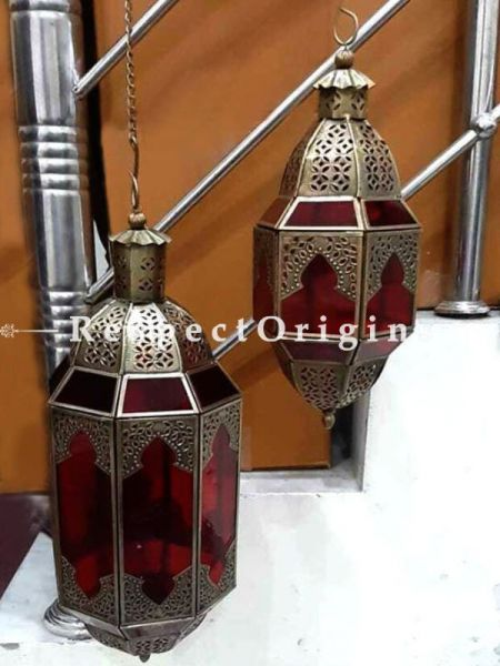 Buy Oriental Style Moroccan Ceiling Hanging Pendent Light At RespectOriigns.com